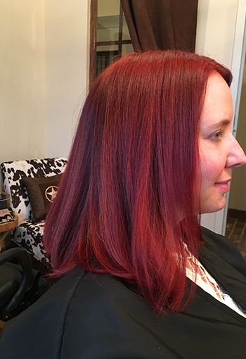 Hair Color Ballantyne